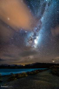 New Zealand TEKAPO
