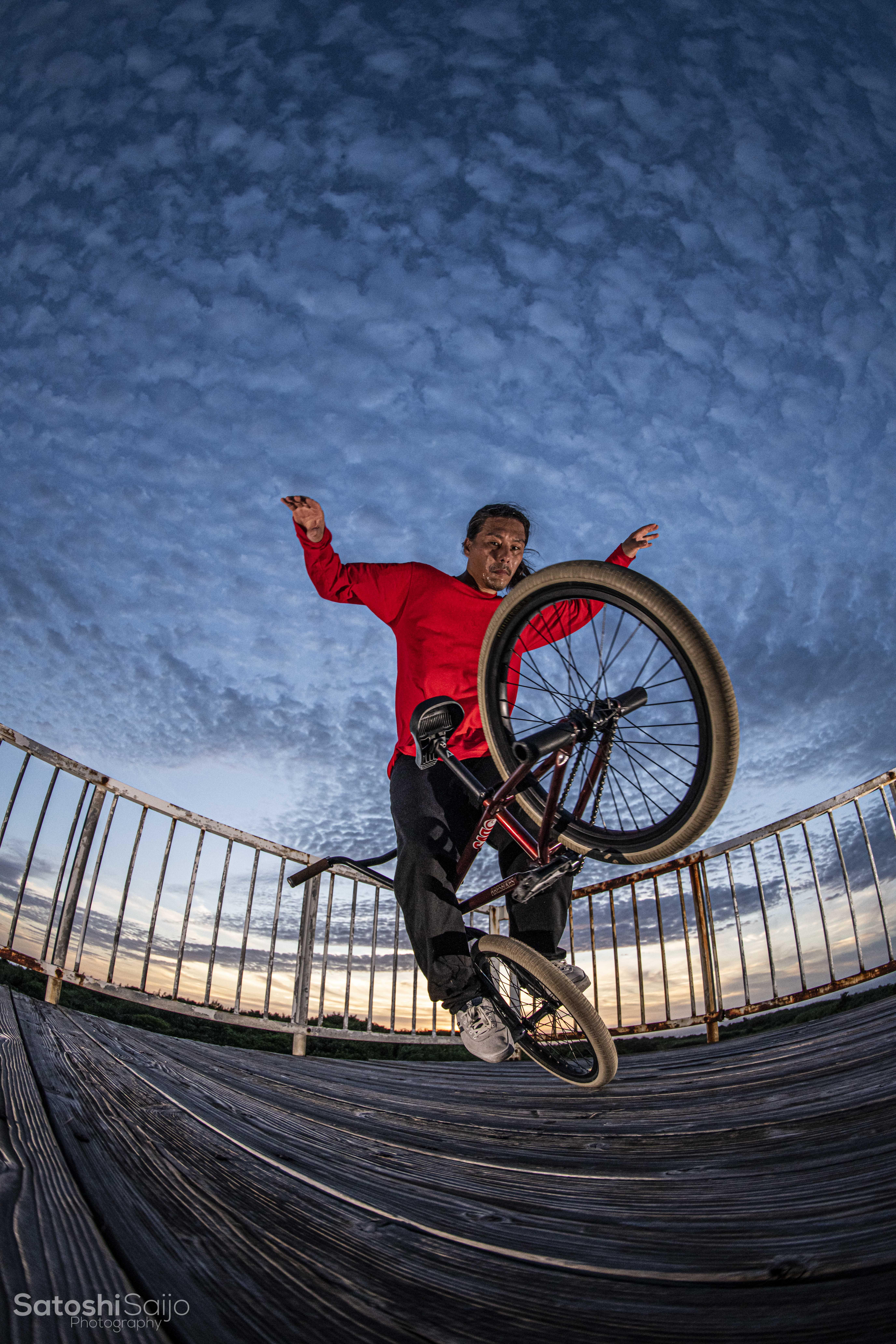 Athlete:York Uno