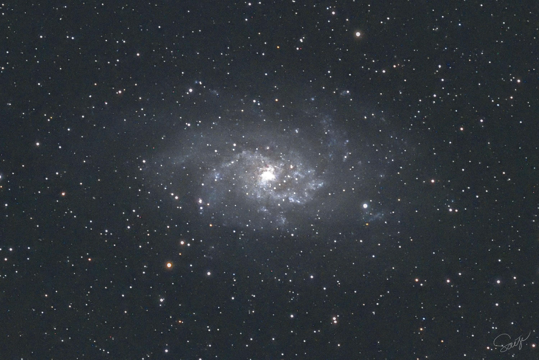 M33さんかく座銀河